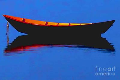 Gallery Website Photograph - Calm Bristol Harbor Ri by Tom Prendergast