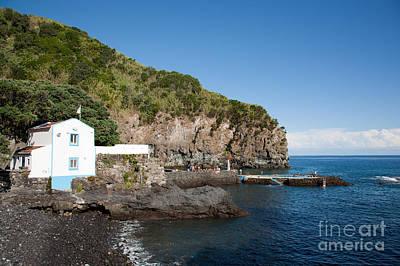 Pau Photograph - Caloura - Azores Islands by Gaspar Avila