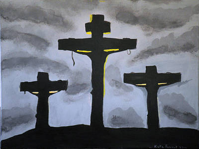 Calvary Original by Kate Farrant