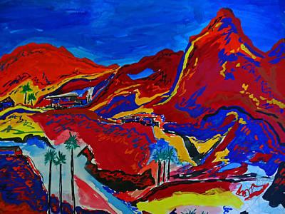 Camelback Mountain II Original by Nicholas Vitale