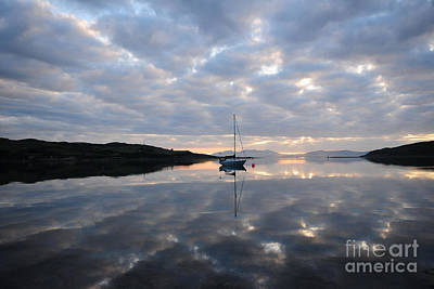 Campbeltown Dawn Print by Stephen Smith