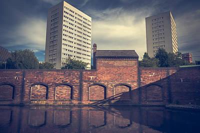 Canal Living Print by Chris Fletcher