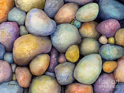 Food Stores Painting - Rock Candy by Hailey E Herrera