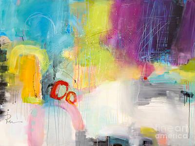 Candy Painting - Candy World 4 by Ira Ivanova