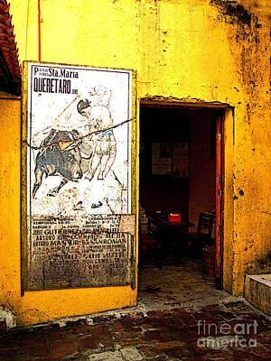 Mazatlan Photograph - Canteena Passage by Mexicolors Art Photography
