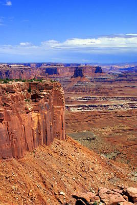 Canyonlands 4 Print by Marty Koch