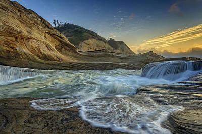 Oregon State Photograph - Cape Kiwanda by Rick Berk