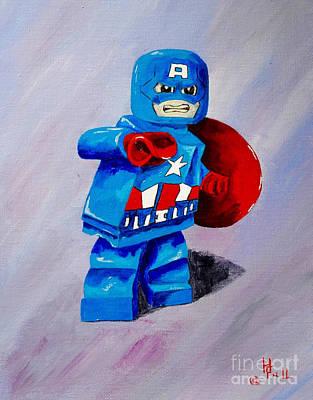 Captain Lego Original by Herschel Fall