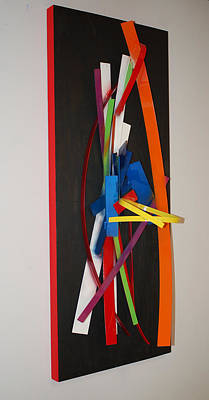 Sculpture - Captive Fantasy by Mac Worthington