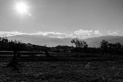 Nature Photograph - Caramanico - Landscapes From Italy 2 by Andrea Mazzocchetti