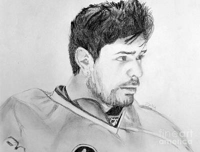 Montreal Canadiens Drawing - Carey Price by Jami Crook
