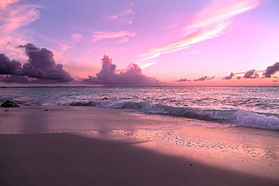 Cutler Photograph - Caribbean Tranquility  by Betsy C Knapp