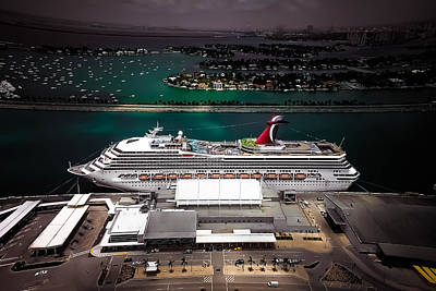 Carnival Victory Photograph - Carnival Victory by Michelle Saraswati