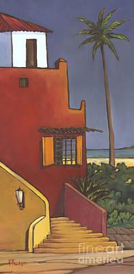 Casita Painting - Casita I by Paul Brent
