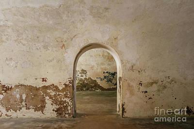 Castillo San Felipe Del Morro Digital Art - Castillo San Felipe Del Morro by Bethany Helzer