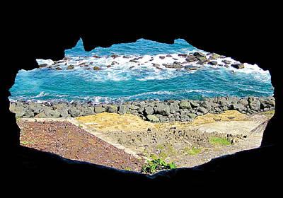 Castillo San Felipe Del Morro Digital Art - Castillo San Felipe Del Morro by Patricia DiMiceli