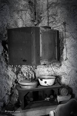 Castle Kitchen Print by Edgar Torres