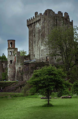 Steampunk Photograph - Castle Turret by Sharon Popek