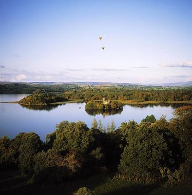 Photograph - Castleisland Lough Key Forest Park by The Irish Image Collection