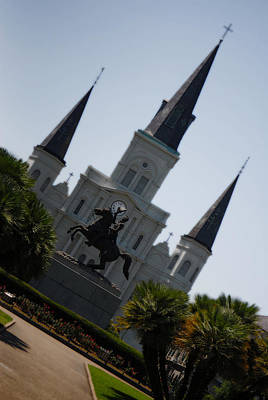 Eye4life Photograph - Cathedral by Alicia Morales