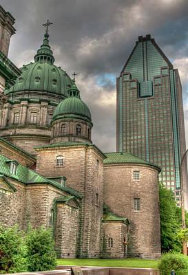 Photograph - Cathedral by Elisabeth Van Eyken
