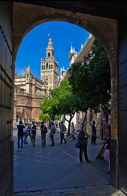 Iglesia Photograph - Cathedral Of Saint Mary Of The See by Panoramic Images