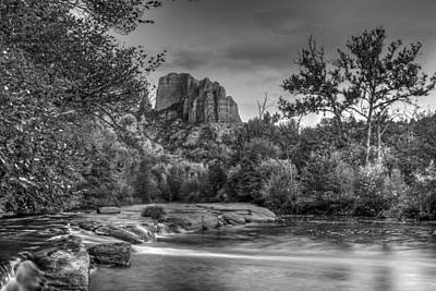 Gallery Website Photograph - Cathedral Rock by Guillermo Escudero