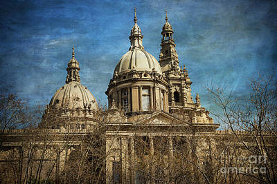 Mansion Digital Art - Cathedral by Svetlana Sewell