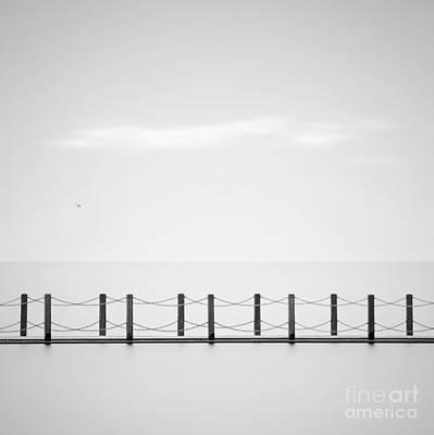 Stopper Photograph - Causeway by Richard Thomas