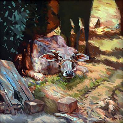 Caw Farm Original by Ahmed Bayomi