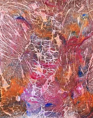Eccentric Painting - Celebrit by Sumit Mehndiratta