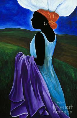 Bundle Painting - Celimene by Patricia Brintle