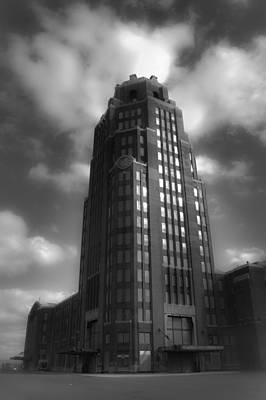 Central Terminal Print by Chuck Alaimo