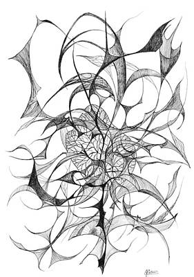 Joyful Drawing - Centred by Charles Cater