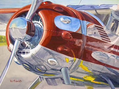 Cessna Businessliner Original by Phil Schmidt