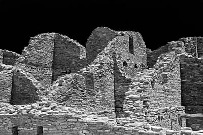 Chaco Canyon Photograph - Chaco Sixteen by Paul Basile