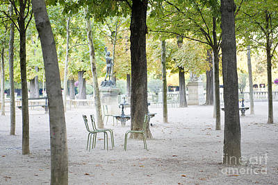 Empty Chairs Photograph - You And Me by Ivy Ho