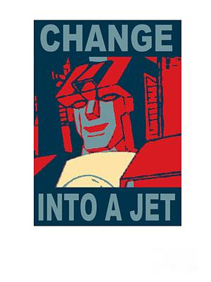 Change Print by Gazz Wood