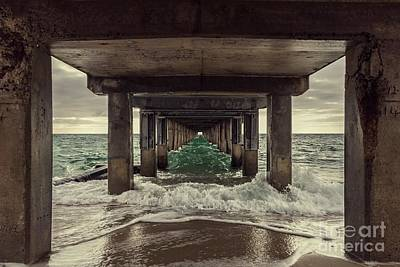 Changing Tides Print by Andrew Paranavitana