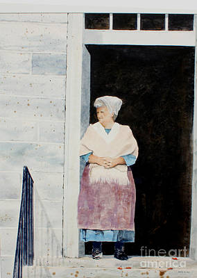 Kentucky Painting - Changing Times by Monte Toon