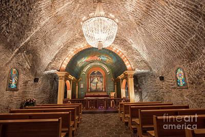 Shafts Photograph - Chapel  by Juli Scalzi