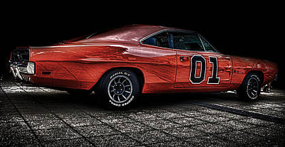 Power Photograph - Charger by Martin Newman