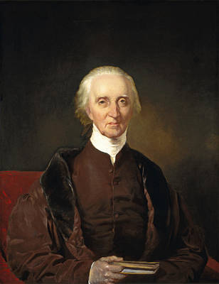Painting - Charles Carroll Of Carrollton by Chester Harding