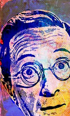 Frederick Mixed Media - Charles Hawtrey by Otis Porritt