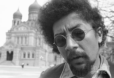 Perform Photograph - Charles Lloyd by The Phillip Harrington Collection