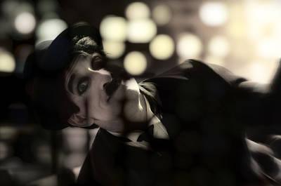 Charly Photograph - Charlie Chaplin  by Damian Morphou