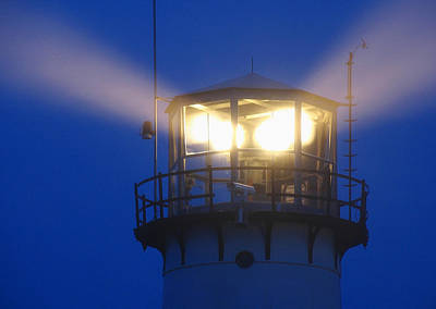 Lighthouses Photograph - Chatham Light by Juergen Roth