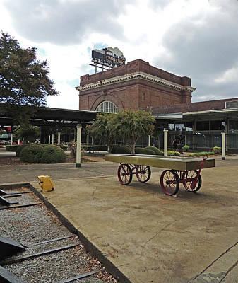 Chattanooga Choo Choo Historic Hotel Site Print by Marian Bell