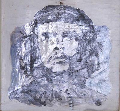 Che Guevara Print by Cindy Kellogg