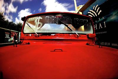 Cherikee Red Two Print by Mike Lindwasser Photography